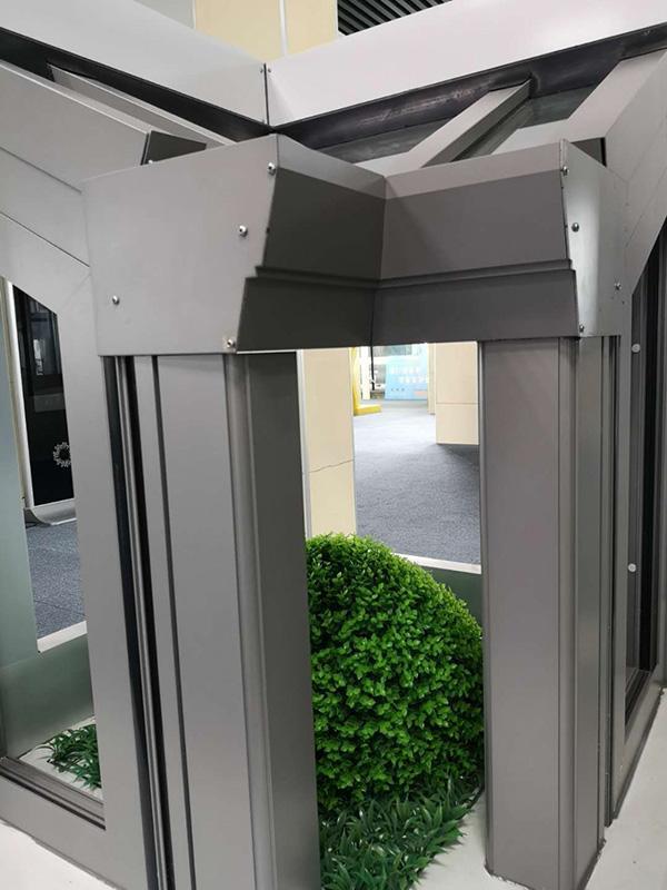 Véranda aluminium   fabricant menuiserie aluminium